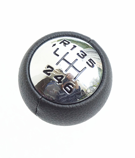 For PEUGEOT 307 308 3008 407 5008 807 PARTNER B9 TEPEE Gear Shift Knob 6 speed  for citron C3 (A51) C4, C4 Picasso