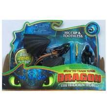 30cm quente como treinar seu dragão desdentado figura brinquedo dragão 3 luz fúria desdentado tiro brinquedos para crianças presentes de aniversário