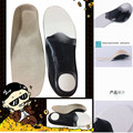 Kids orthotic insole for arch support orthopedic flat foot shoes cushion PU insoles