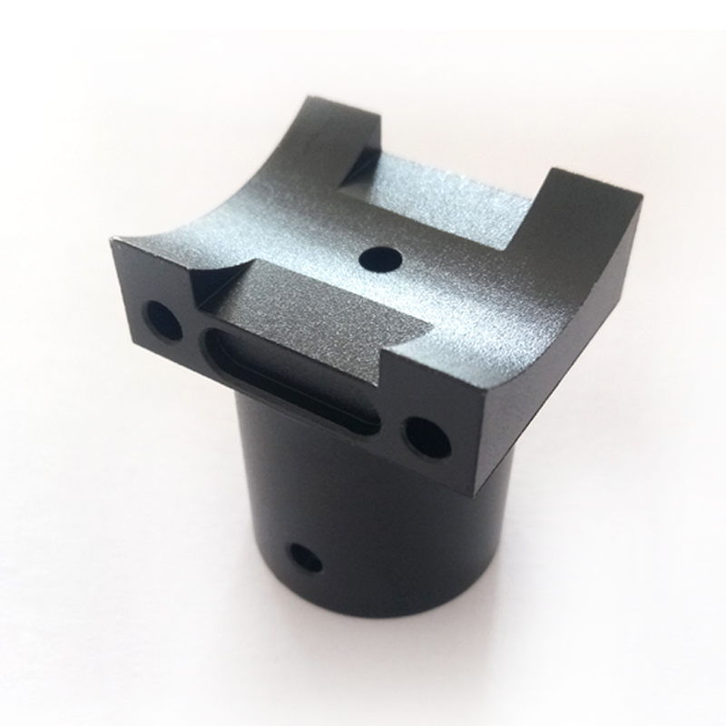 Landing gear fixed mount holder carbon fiber clamp fixed part for 10kg Agricultural spraying drone