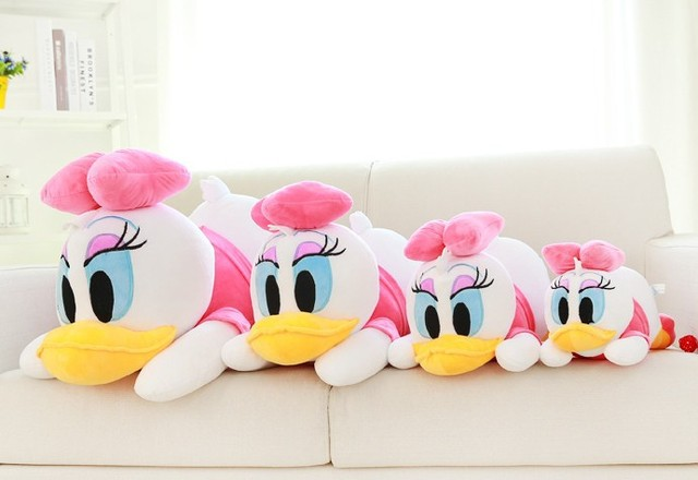 1PC DONALD DUCK DAISY DUCK 25CM PLUSH TOY Christmas Gift Valentine's Day Gift New Year TOY KIDS TOY