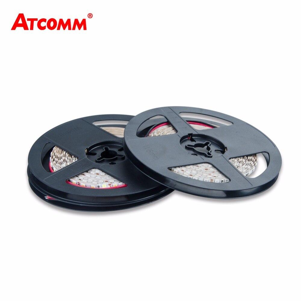 Ultra Narrow 2835 LED Strip Light 12V 120 LEDs/Meter 600 LEDs Diode Tape Light Ribbon White/Red/ Green/Blue/Ice Blue/Golden