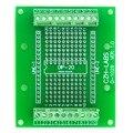 DIP-20 Komponente zu Schraubklemmenblock Adapter Bord  DIP20 PCB.