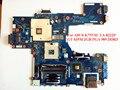Para asus k75vj laptop motherboard qcl70 la-8222p gt 635 2 gb pga 989 ddr3 100% testado navio rápido