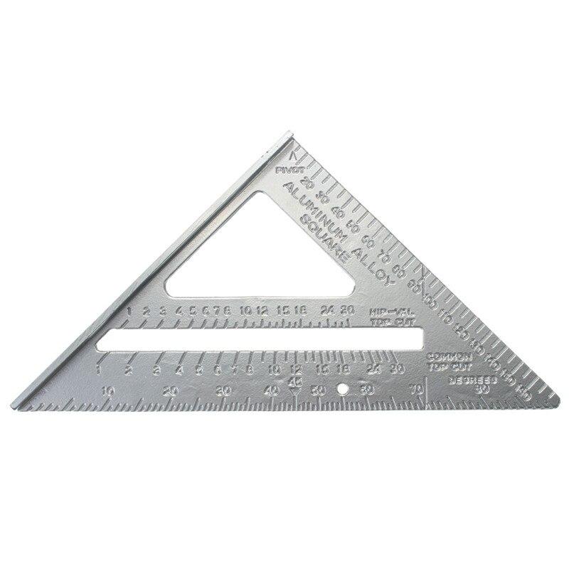 Superb Square Roofing \u0026 Faithfull FAICSQUICK 180 Mm Quick And Easy Aluminium Roofing  Square Scale\