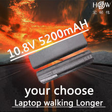 HSW 5200mAh HP battery for laptop G6 DV3 DM4 G32 G4 G42 G62 G7 G72 Laptop Battery CQ32 CQ42 CQ43 CQ56 CQ62 CQ72 battery(China)