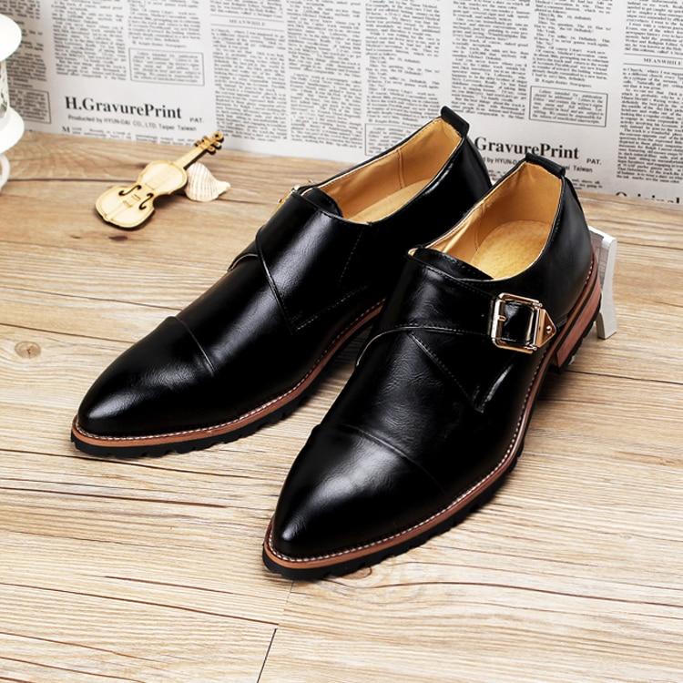 Mens Leather Dress Shoes Sale Promotion-Shop for Promotional Mens ...