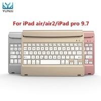 YUNAI 130 Degree Adjuetable 9 7inch Keyboard Case For IPad Pro 9 7 New For IPad
