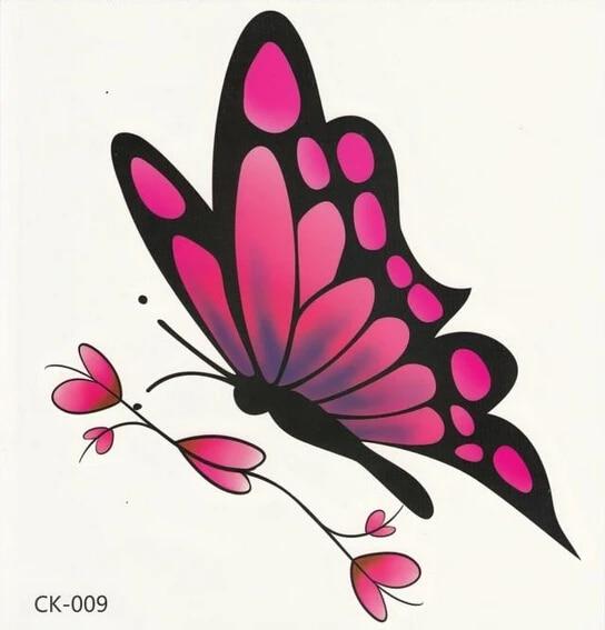 Tapisserie special effects sort Autocollant Murale Mur tatouage #2131