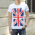 Men Clothing Male Slim Fit T Shirt Brand New Summer Style Cotton Man T-Shirts Casual T-Shirts Swag Mens Tops Tees