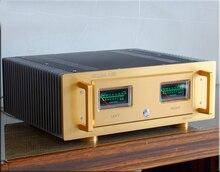 Caixa de alumínio da série brzhifi a60 para o amplificador de potência da classe a