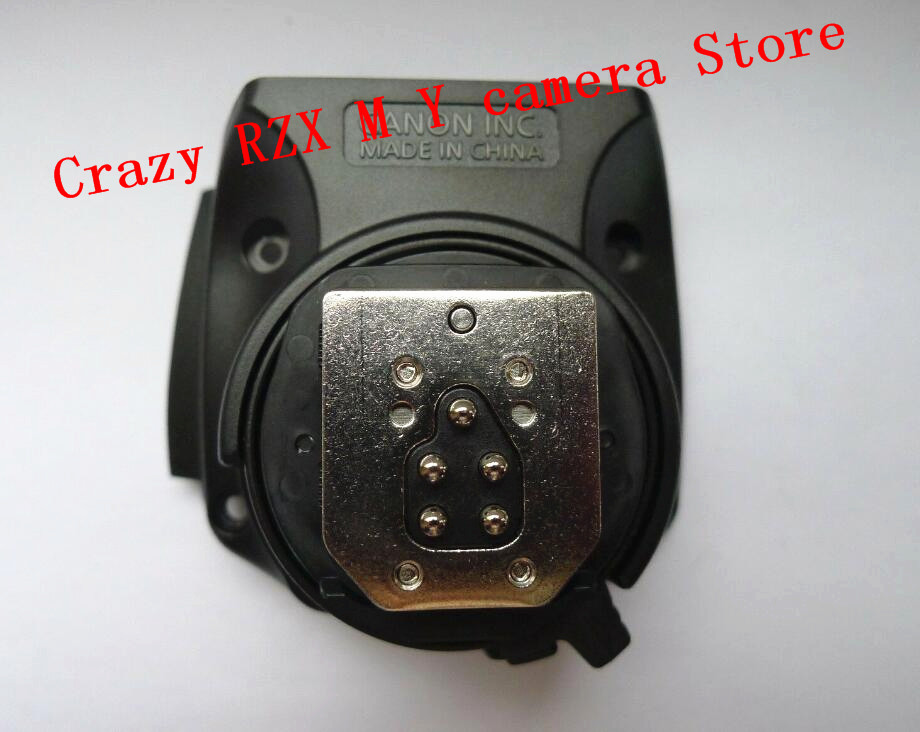 NEW Flash Hot Shoe Base Foot Bracket For CANON Speedlight 430EX II 430EXII Repair Part CY2-4262-020
