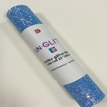 25*100 см сорт 3 объемный Блестящий виниловый рулон ткани для обоев, настольного бегуна, банта для волос DIY украшения ремесла 1 шт - Цвет: 5