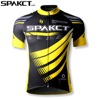 SPAKCT Short Sleeeve Cycling Jersey Roupa Ciclismo Bike Wear Cycling Jerseys Ciclismo Breathable Man S Bicycle