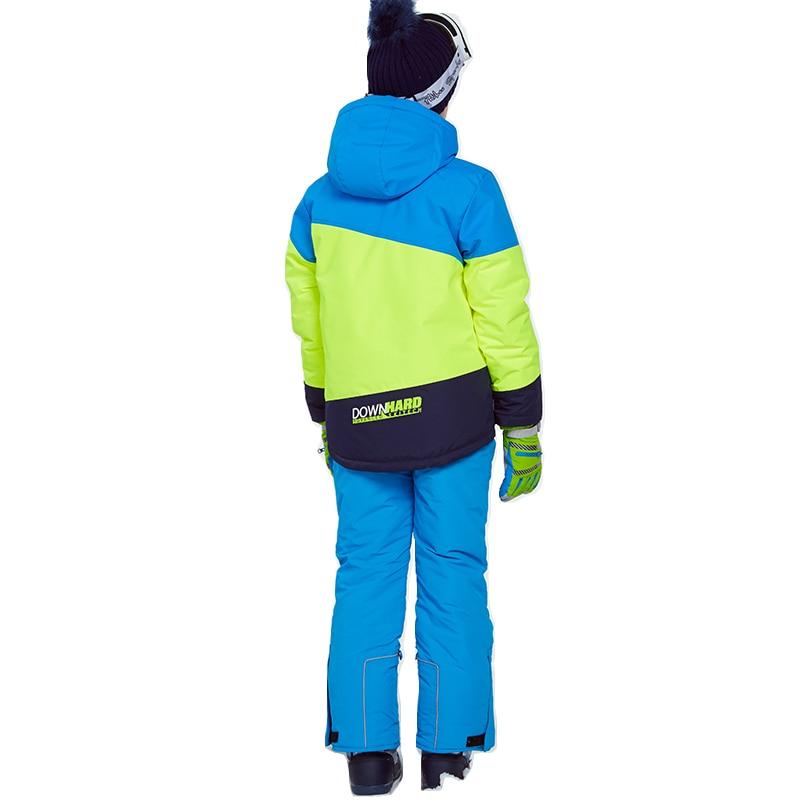 Boys Ski Suit 3