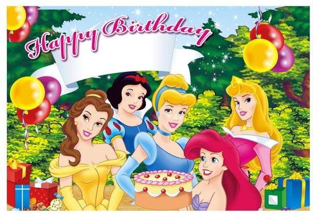 Disney Princess Birthday Wishes ~ Alibaba aliexpress