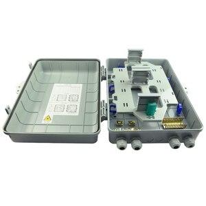 Image 3 - 1X32 распределитель волоконно оптический блок FTTH ПЛК распределитель коробка для 4*1X8 2*1X16 оптический распределитель SC APC