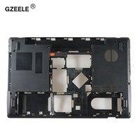 GZEELE New laptop Bottom case cover For Acer Aspire 7750 7750G 7750Z 7750ZG AP0HO000400 D case replace Lower case black new