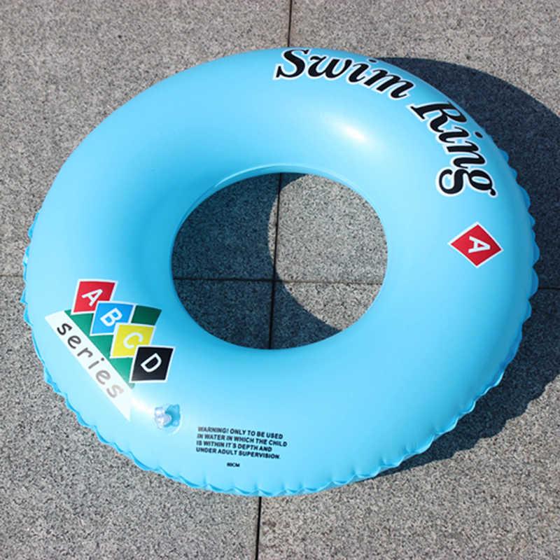 1 PC Sutdoor dla dzieci pływanie pierścienie plaży wody nadmuchiwane pływak koło do baseny dla dzieci wody zabawne siedzisko pływaków pierścienie