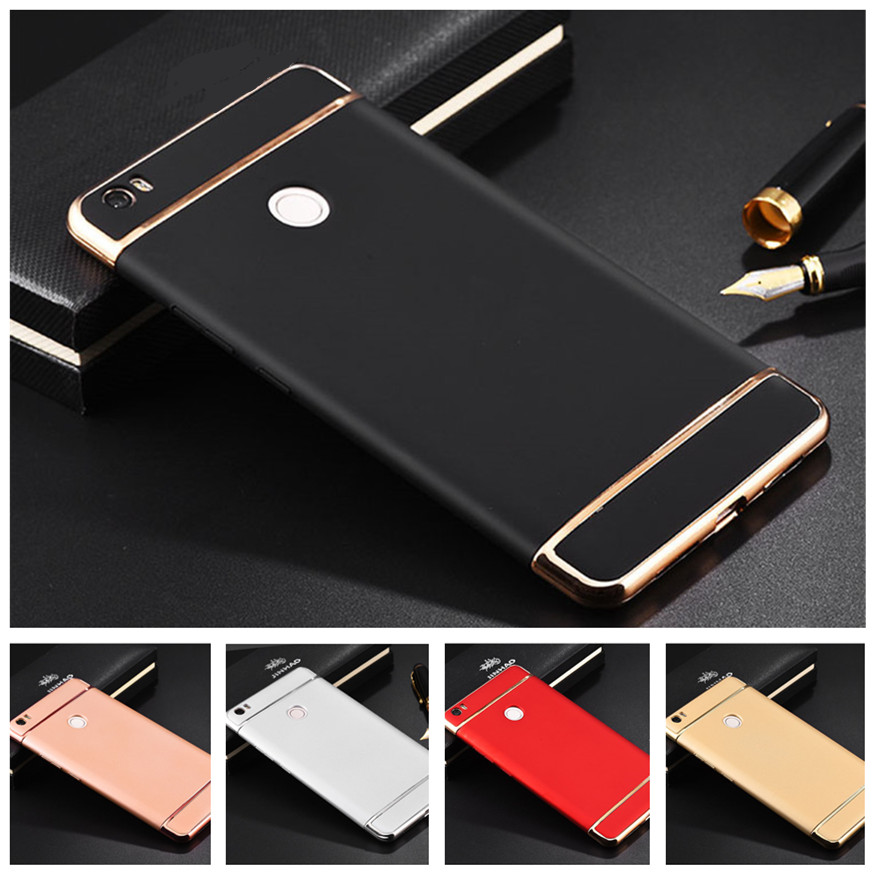 Kcatoon Anti Knock case for Xiaomi redmi 3s case cover Luxury Plating For xiaomi redmi 3