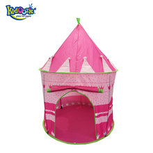 2017 Top Sell Play House For Children Pink Princess Tent for Kids Best Gift