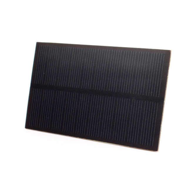5V 1W Painel Solar Panel Module Solar System Cells Epoxy Charger #67723