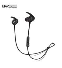 Bluetooth наушники marsee Wireless In-Ear гарнитуры устойчивое Спорт Бег с Bluetooth 4.1, APTX стерео чистый звук