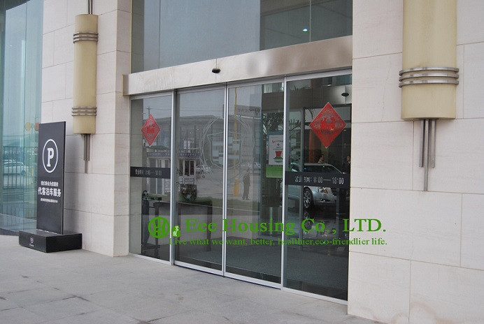 Automatic Sliding-Doors (2)