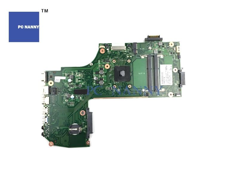 PCNANNY Mainboard V000358310 6050A2632101 for Toshiba Satellite L70 B C75D C75D B7215 A8 6410 GRADE A