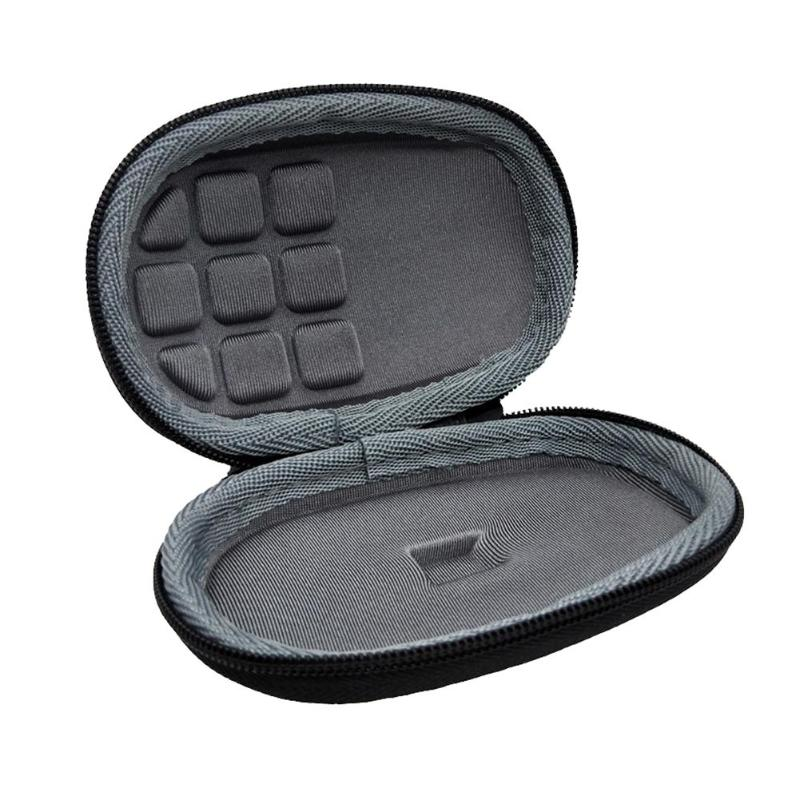 Portable Hard Shell Case For Logitech MX Anywhere 2S Mouse Storage Bag