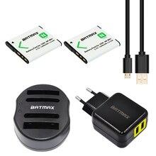 2 Шт. NP-BN1 НП BN1 Батареи + USB Двойной Зарядное Устройство для SONY DSC TX9 T99 WX5 TX7 TX5 W390 W380 W350 W360 W370 QX100 W150 + ЕС/США Адаптер ПЕРЕМЕННОГО ТОКА