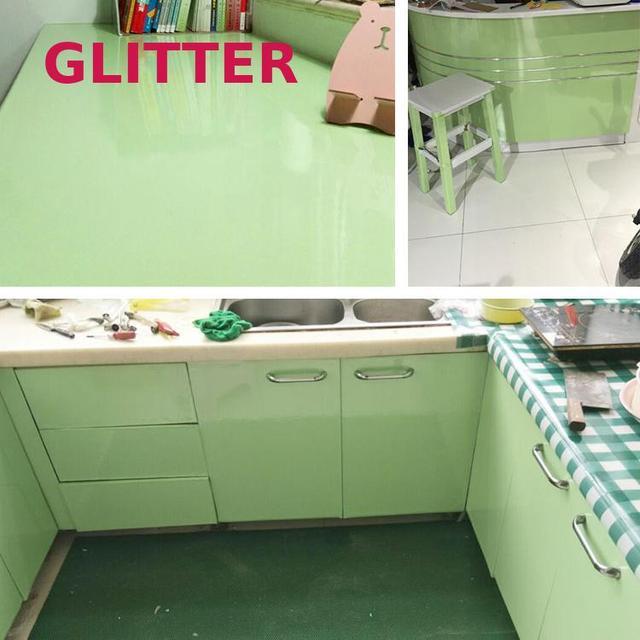 Kaka Pvc Kitchen Furniture: Modern Furniture Renovation Stickers Kitchen Cabinets