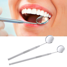 Dental Tool Set Dental Mirror Stainless Steel Mouth Mirror Dental Hygiene Kit Instrument Dental Pick Dentist Prepare Tool stainless steel dental bleaching tool mouth mirror dentist pick tool dental hygiene oral care teeth whitening tooth cleaning kit