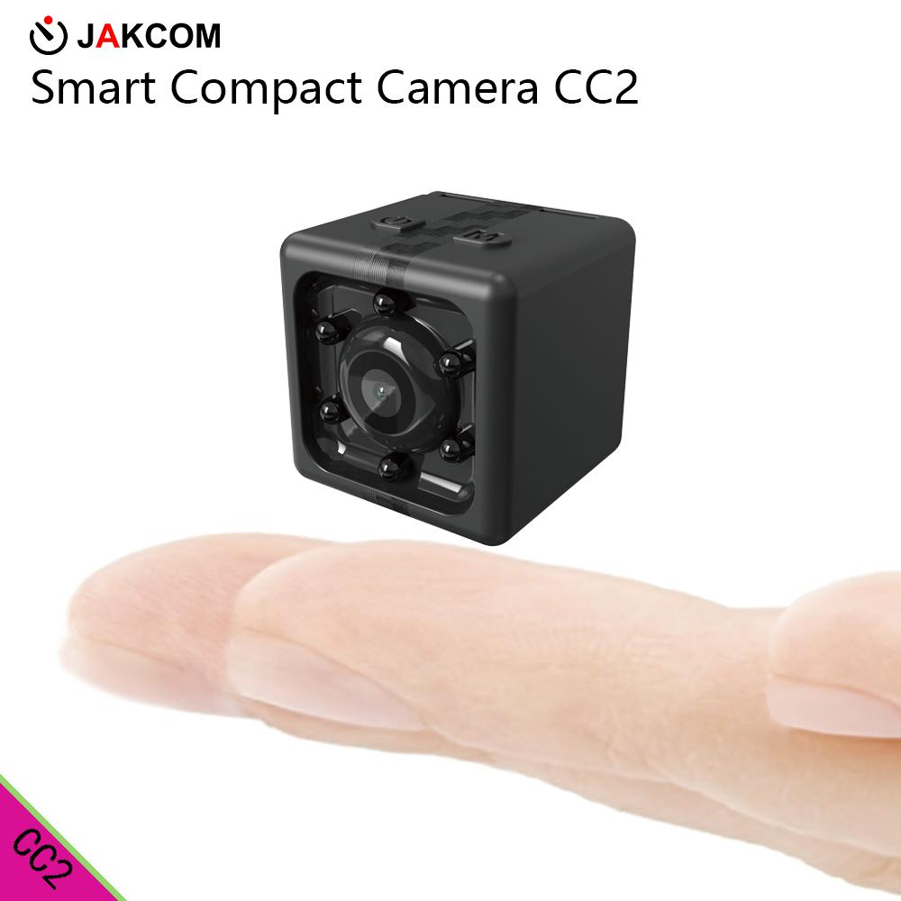 JAKCOM CC2 Smart Compact Camera Hot sale in Mini Camcorders as wifi clock camera fastrack watches portable camera