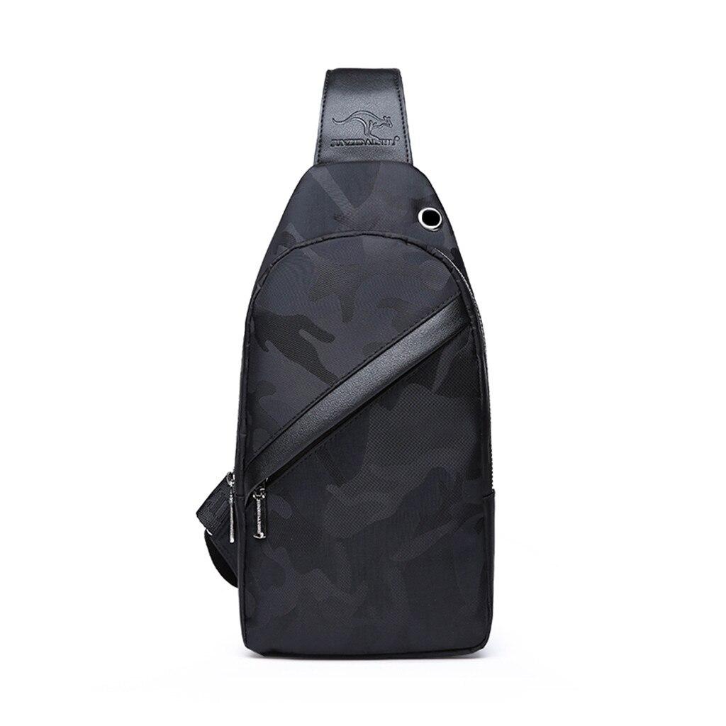 Мужская сумка через плечо для спорта на открытом воздухе, нагрудная сумка через плечо, многофункциональная походная мужская сумка, школьные сумки Mochila рюкзак # GEX Рюкзаки      АлиЭкспресс