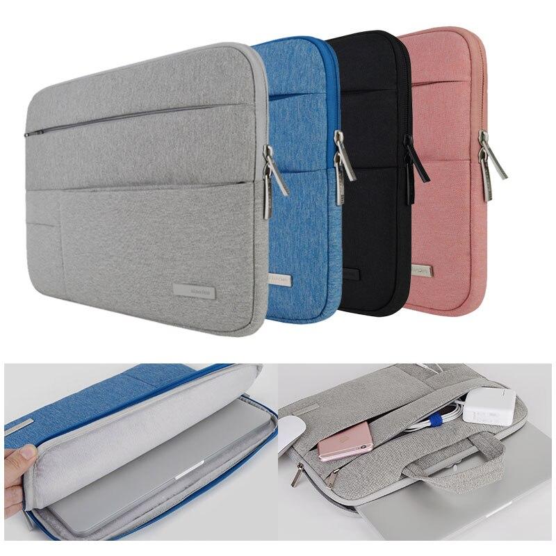 2018 Laptoptaschen Hülse Notebook Fall für Macbook Dell HP Asus Acer Lenovo 11 12 13 14 15 15,6 zoll Abdeckung für Pro Retina 13,3