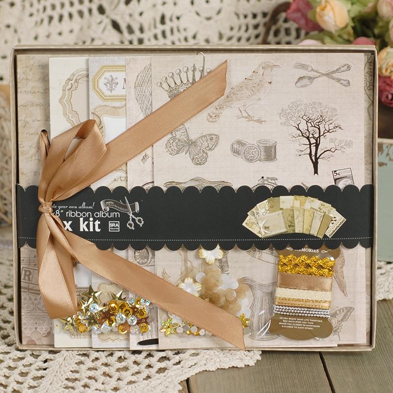 Cream Wedding Style Photo Book Album Photo Scrap Book SALE