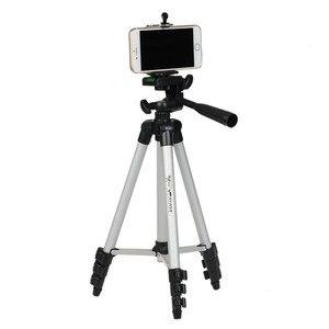 Image 2 - WF 3110A חצובה עם 3 הדרך HeadTripod לניקון D7100 D90 D3100 DSLR Sony NEX 5N A7S Canon 650D 70D 600D GoPro גיבור 4 3 +/3/2/1