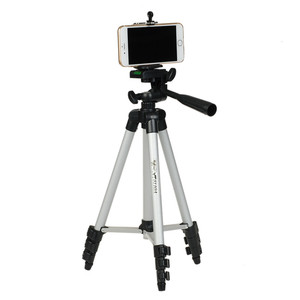 Image 2 - WF 3110A Tripod With 3 Way HeadTripod for Nikon D7100 D90 D3100 DSLR Sony NEX 5N A7S Canon 650D 70D 600D GoPro Hero 4 3+/3/2/1