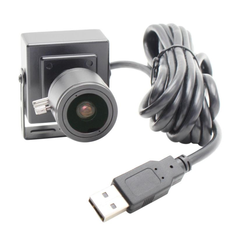 2.8-12 мм с переменным фокусным расстоянием 2 мегапикселя mjpeg 120fps 640*480,60 кадров в секунду в 1280*720,30 кадров в секунду в 1920*1080 мини-поле cmos usb камеры HD...