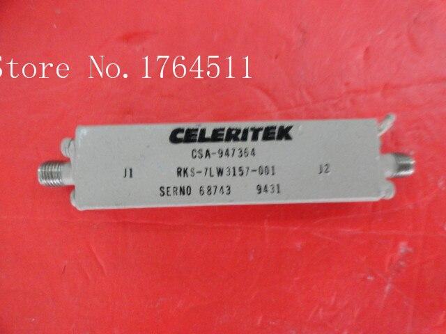 [BELLA] CELERITEK CSA-947364 15V SMA Supply Amplifier