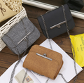 Hot selling Messager Bags New Designed Small Square Bags Women Brands Shoulder Crossbody Bags Fashion Chains Bags