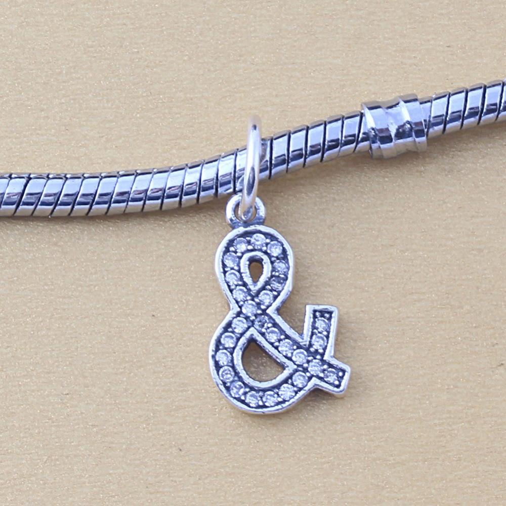 Zmzy Jewelry Fits Pandora Charms Bracelet 925 Sterling Silver