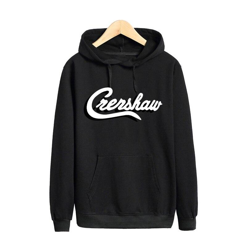 Crenshaw Hoodie Nipsey Hussle Hoodies Sweatshirts Women Men Casual Letters Printed Hip Hop Woman Clothes Streetwear