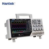 2018 горячие продажи Hantek DSO4254C 4CH 1GS/s частота образца 250 МГц Пропускная способность цифровой осциллограф
