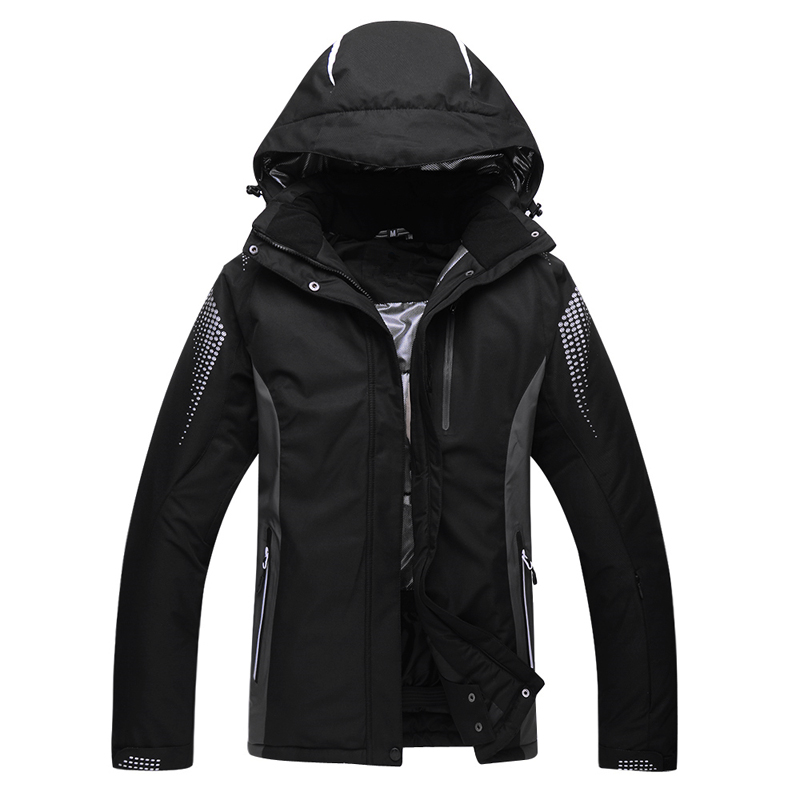 -35 Men or Woman Snow Jackets outdoor sports Ski coats waterproof windproof Thicker warm Costumes snowboarding jackets unsex