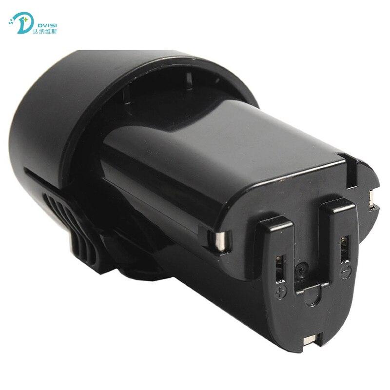 DVISI 1 Stück 10,8 V 1500 mAh Li-Ion AKKU für MAKITA BL1013 BL1014 194550-6 194551-4 LCT204 DF330D TD090D Elektrowerkzeuge