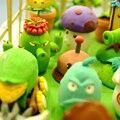 Plants Vs Zombies Plasticine Set Super Clay Playdoh Foam Clay Kid Children DIY Toys For Kids Birthdays Gift