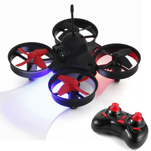 1 set FPV 360 Degree Flip 5.8G 25mW Camera Headless Mode One Key Return Indoor Mini Racing Drone FPV Quadcopter RTF Drone