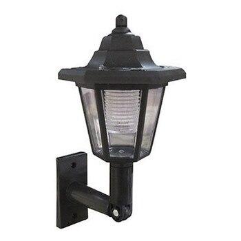 Outdoor Solar Power Led Spotlight Waterdicht Tuin Gazon Landschap Yard Solar Wandlamp Spot Light Solar 1 Pc Power Led
